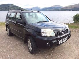 Nissan X-Trail 2.2 dCi Sport 40MPG 4x4 2004 only 92k miles !