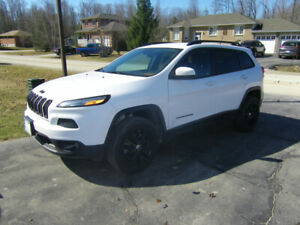 2014 Jeep Cherokee Safetied