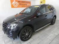 2010 Mercedes-Benz ML300 3.0TD Auto ***BUY FOR ONLY £67 PER WEEK***