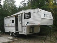 23.5 ft Fifth Wheel Citation