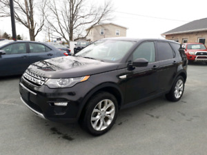 2016 LAND ROVER DISCOVERY SPORT HSE TURBO AWD