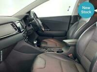 2017 Kia Niro 1.6 GDi Hybrid 2 5dr DCT - SUV 5 Seats SUV Petrol/Electric Hybrid