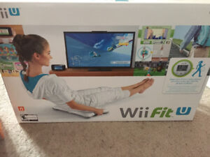 Wii fit and emergency light