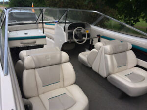 SOLD!! Great Boat for fishing,  tubing, wakeboarding.
