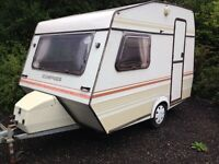 Compass 1991 2 berth in good condition with awning