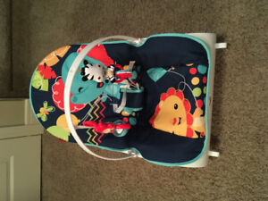 Fisher Price Infant to Toddler Rocker Chair
