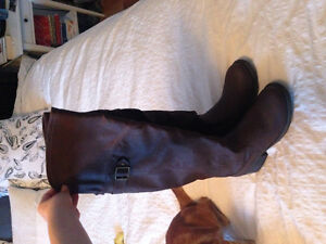 Steve Madden (Madden Girl) Brown Boots