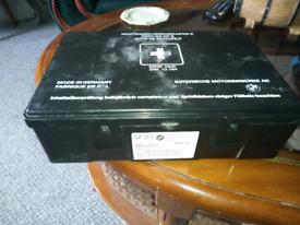 Bmw e36 first aid kit april 2002