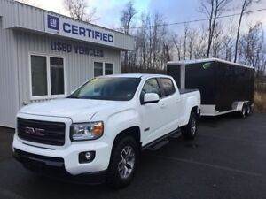2018 GMC CANYON 4WD All Terrain ($272.63 Biweekly)