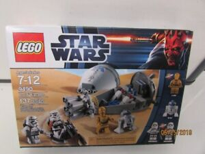 Lego Star Wars - #75041 and #9490 New unopened box
