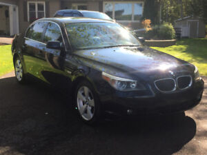 "2006 BMW 525 xi ""ALL WHEEL DRIVE"""