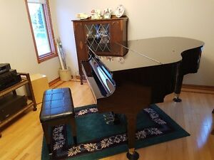 "Baldwin C172 - 5'8"" Grand Piano"