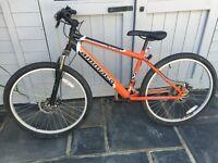 Boys mountain bike - Ammaco MTX 500