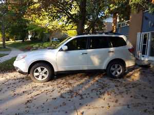 2010 Subaru Forester Limited SUV