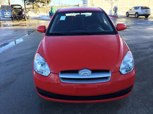 2009 Hyundai Accent L Hatchback (2 doors) fresh safety $3999 OBO