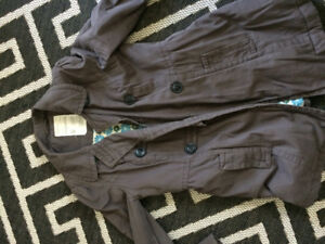 Aeropostale Youth X Small Lite Weight Coat