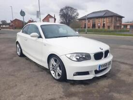 58 2008 BMW 120 2.0TD d M Sport 2009 - 2010 2 DOOR COUPE ONLY DONE ''48000''