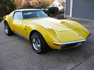 71 vette. New pix and info.