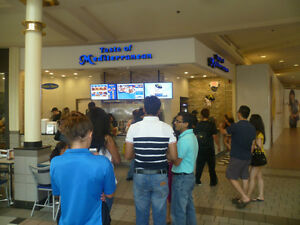 Taste of Mediterranean Fast food Franchise