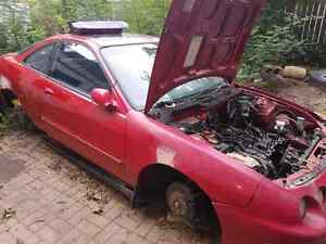 Integra part out