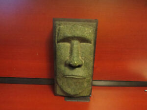 10 by 5 by 3 inches Native Stone Mask Hanging
