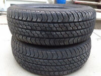 All season Motomaster tires 205 65 R15 for sale.