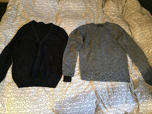 Men's Sweaters, Shirts and Pants For Sale