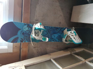"""Snowboard (about 56"""" long)"""