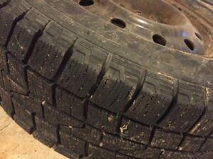 Set of 4 winter tires