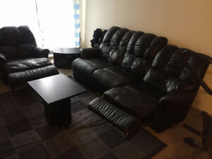 Swivel/recliner Sofa, Chair_Fauteuil, Sofa inclinables/pivotants