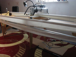 LONG ARM QUILTER