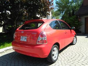 2008 Hyundai Accent L - manuelle