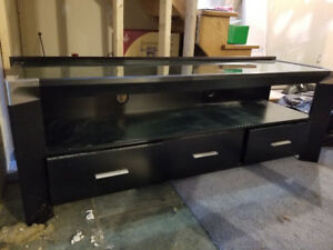 Good quality TV stand $225.00obo