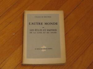 CYRANO DE BERGERAC    -L'AUTRE MONDE     /littérature