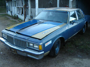 1982 PONTIAC/86 CHEV. Group SALE.