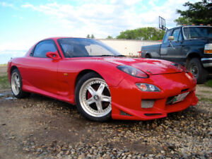 1993 Mazda RX-7 Twin Turbo Coupe (2 door)