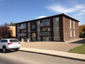 Large 2 Bedroom Suite MAIN floor with Patio.  AVAIL NOW