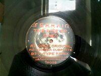Dubstep vinyl. Omen/Skream/N-Type. The Rise EP
