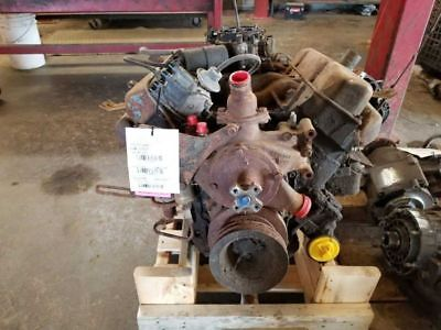 1964 NEWPORT CORE ENGINE ASSEMBLY V-8 **STUCK** 366338