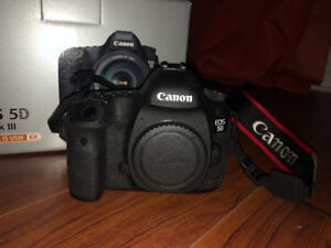 Canon EOS 5D Mark III - Body *Mint* 6,400 Shutter Count