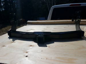 Ford Ranger tow hitch