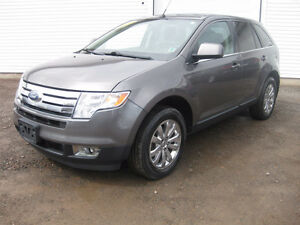 2009 Ford Edge Limited Sedan