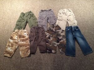 LOT of The Children's Place Boy's Pants - Size 24 Months