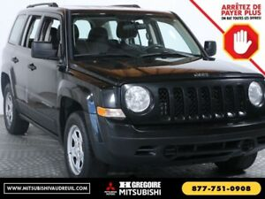 2011 Jeep Patriot SPORT AUTOMATIQUE