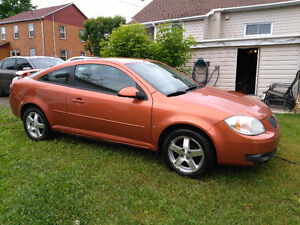 2006 Pontiac Pursuit G5 SE