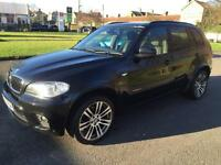 BMW X5 3.0TD ( 245bhp ) 4X4 ( s/s ) Auto xDrive30d M Sport