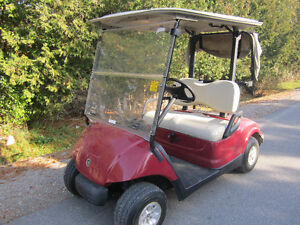 "2010 YAMAHA DRIVE ""GAS"" GOLF CART *FINANCING AVAIL. O.A.C. London Ontario image 1"