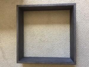 3 Étagères carrés - 3 square shelf