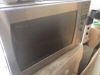 Panasonic combination oven