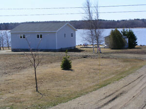 Cocagne Riverfront small house - monthly rental:  sept to may